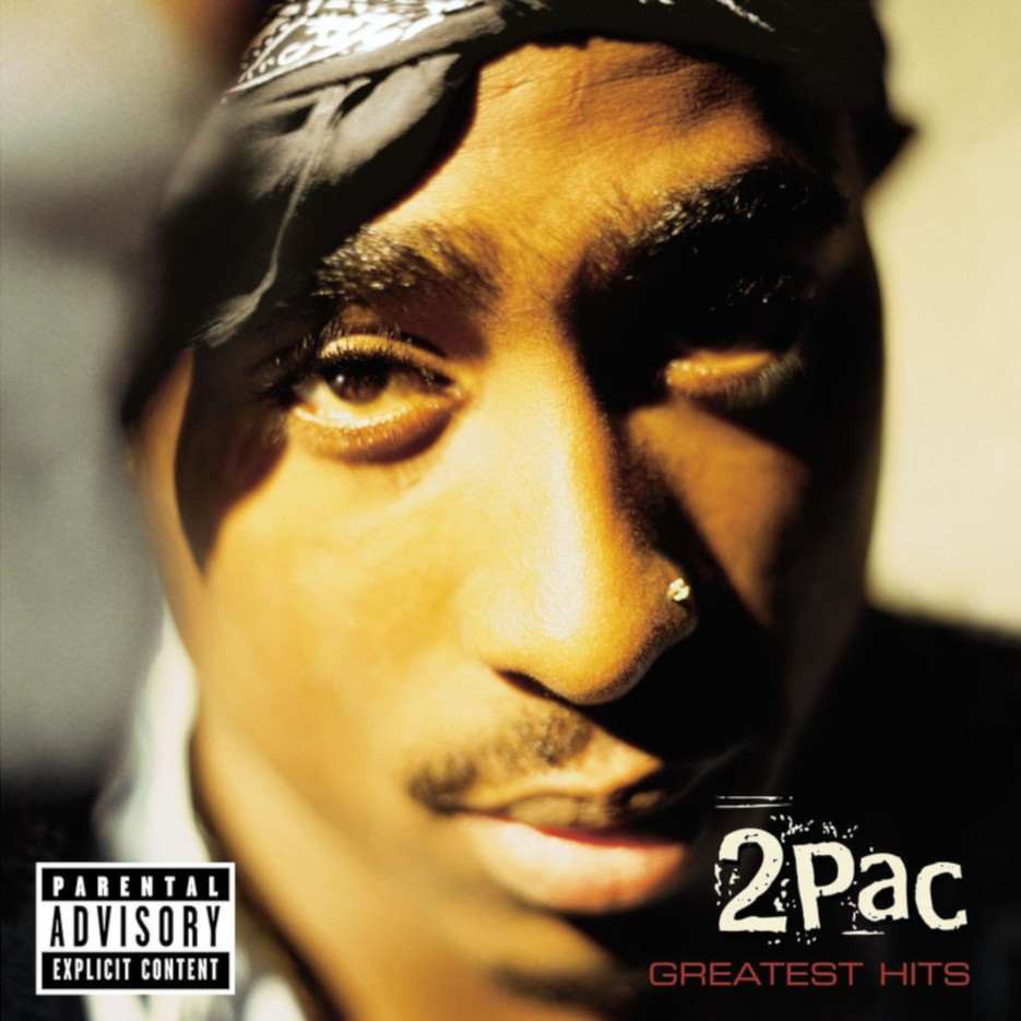 2Pac - Greatest Hits (Cover)