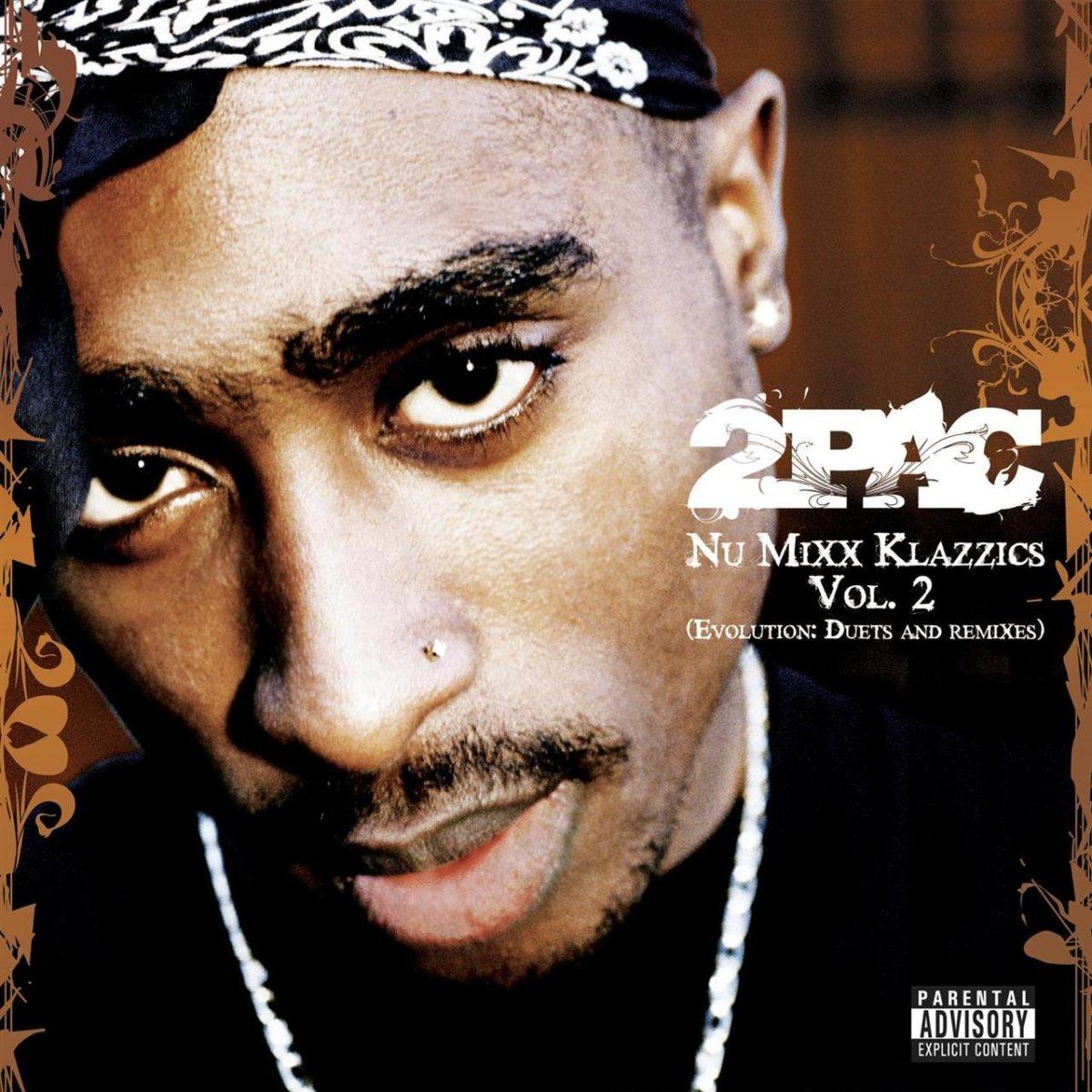 2Pac - Nu Mixx Klazzics Vol. 2 (Evolution: Duets And Remixes) (Cover)