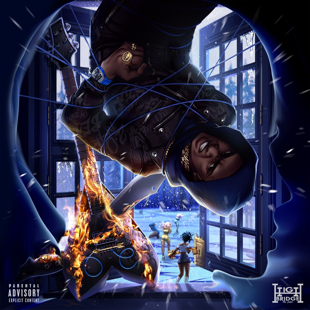 A Boogie Wit Da Hoodie - Artist 2.0 (Deluxe) (Cover)