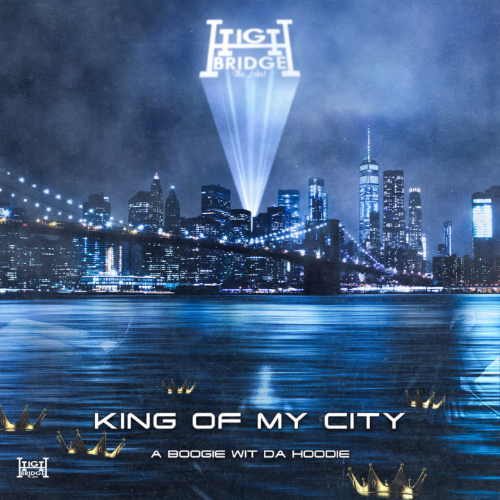 A Boogie Wit Da Hoodie - King Of My City (Cover)