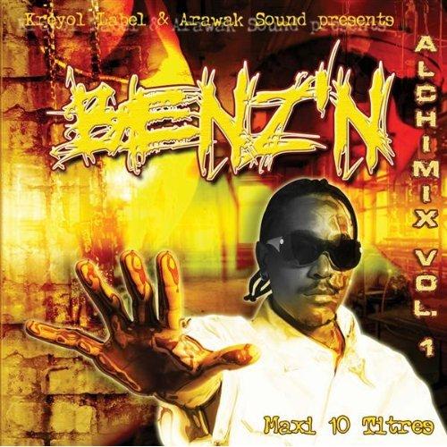 Alchimix Vol. 1: Benz'N (Maxi) (Cover)