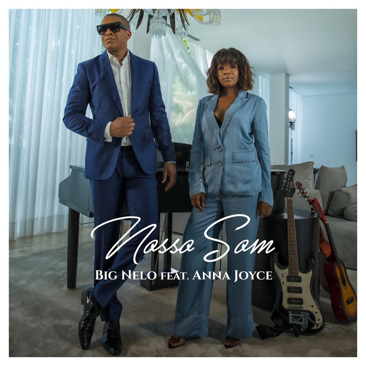 Big Nelo - Nosso Som (ft. Anna Joyce) (Cover)