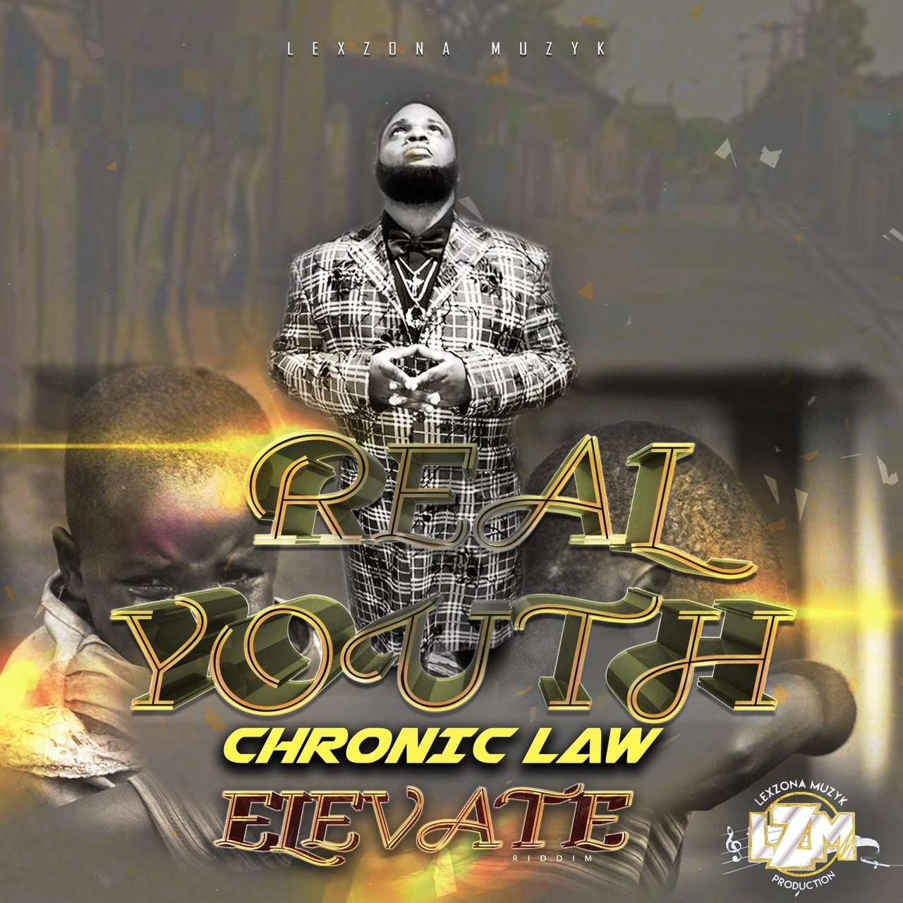 Chronic Law - Real Youth (Cover)