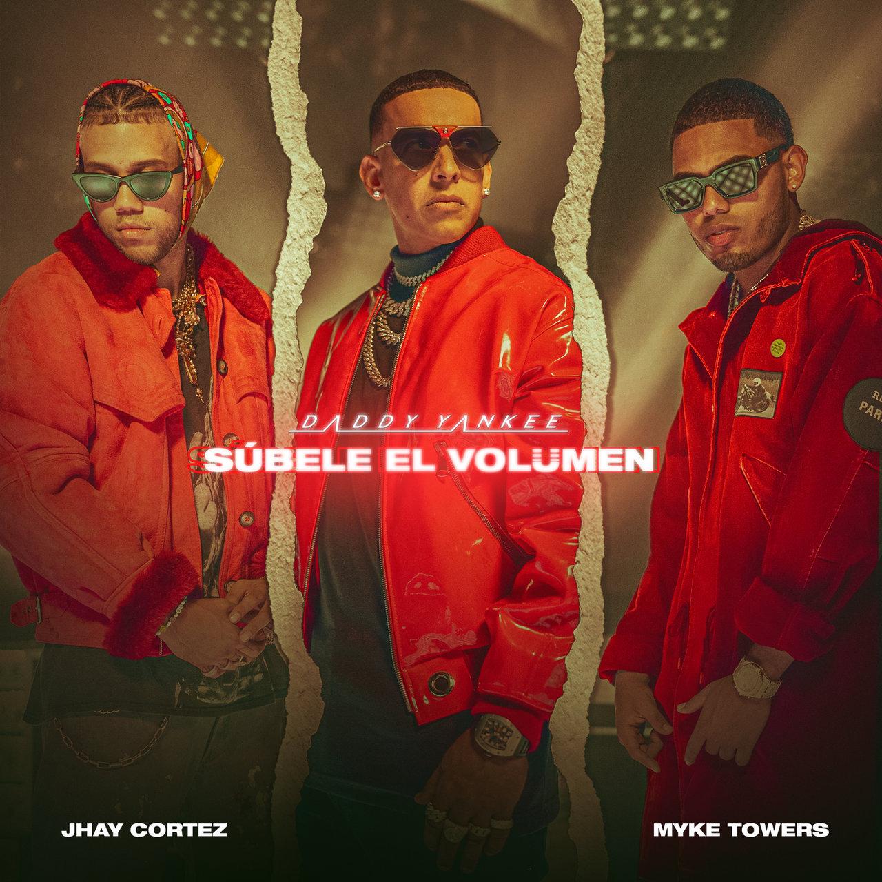 Daddy Yankee - Súbele El Volumen (ft. Myke Towers and Jhay Cortez) (Cover)
