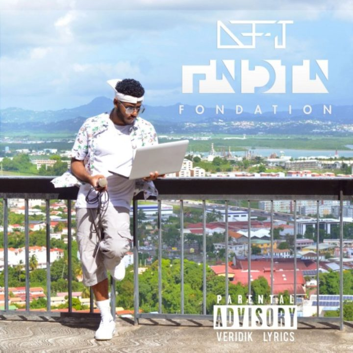 Def-J - Fondation (Cover)
