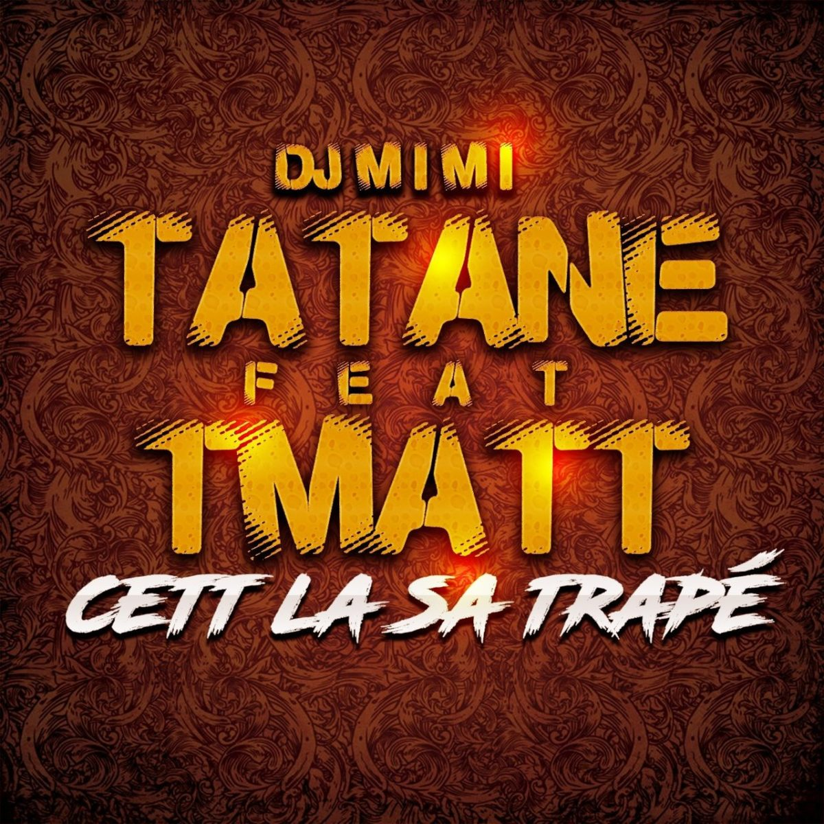 DJ Mimi - Cett La Sa Trapé (ft. Tatane and T Matt) (Cover)