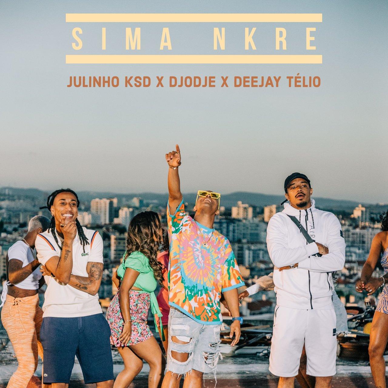 Djodje - Sima Nkre (ft. Deejay Telio and Julinho KSD) (Cover)