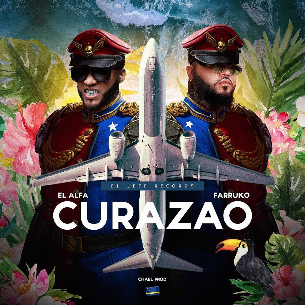 El Alfa - Curazao (ft. Farruko) (Cover)