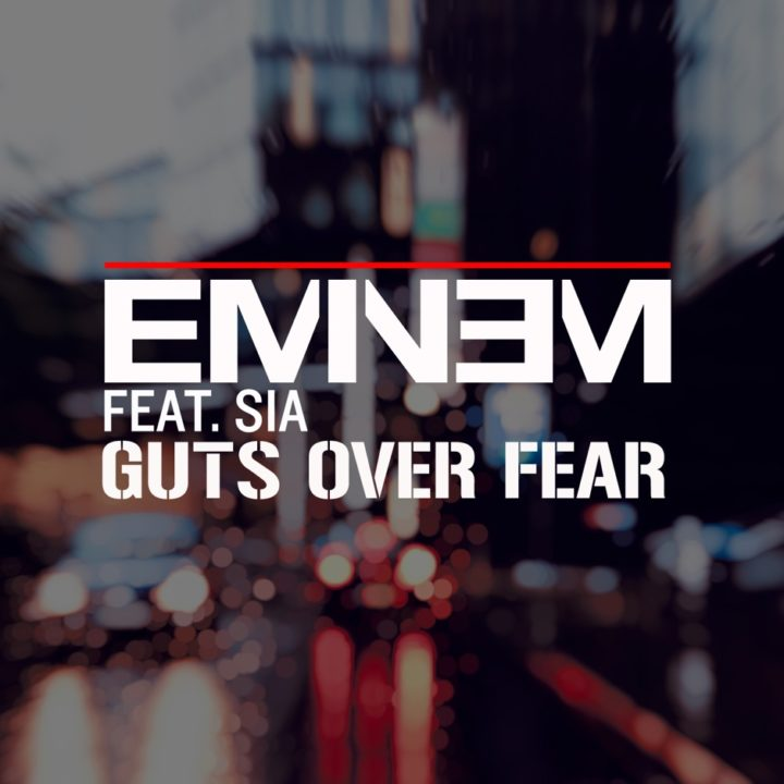 Eminem - Guts Over Fear (Cover)