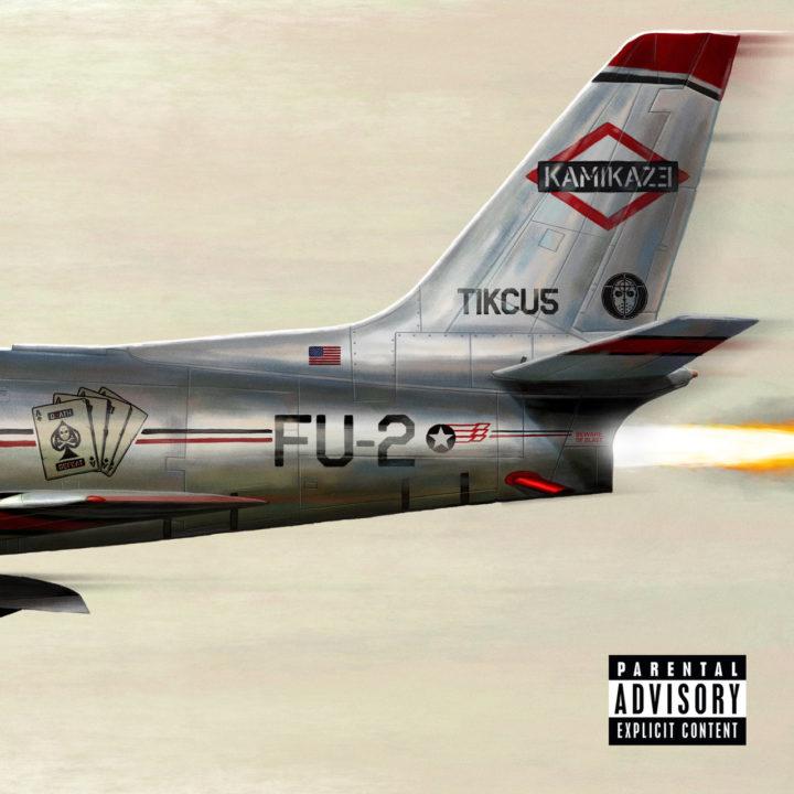 Eminem - Kamikaze (Cover)