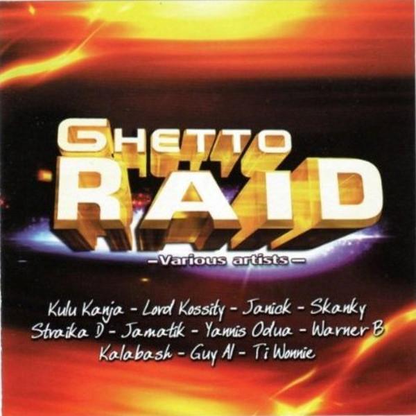 Ghetto Raid (Cover)