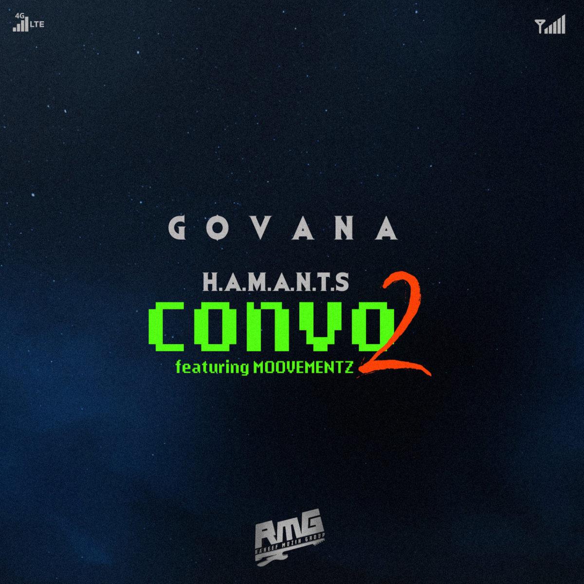Govana - Hamants Convo 2 (ft. Moovementz) (Cover)
