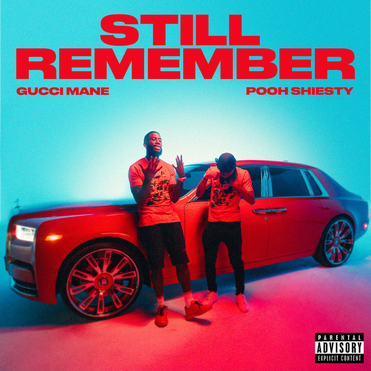 Gucci Mane - Still Remember (ft. Pooh Shiesty) (Cover)