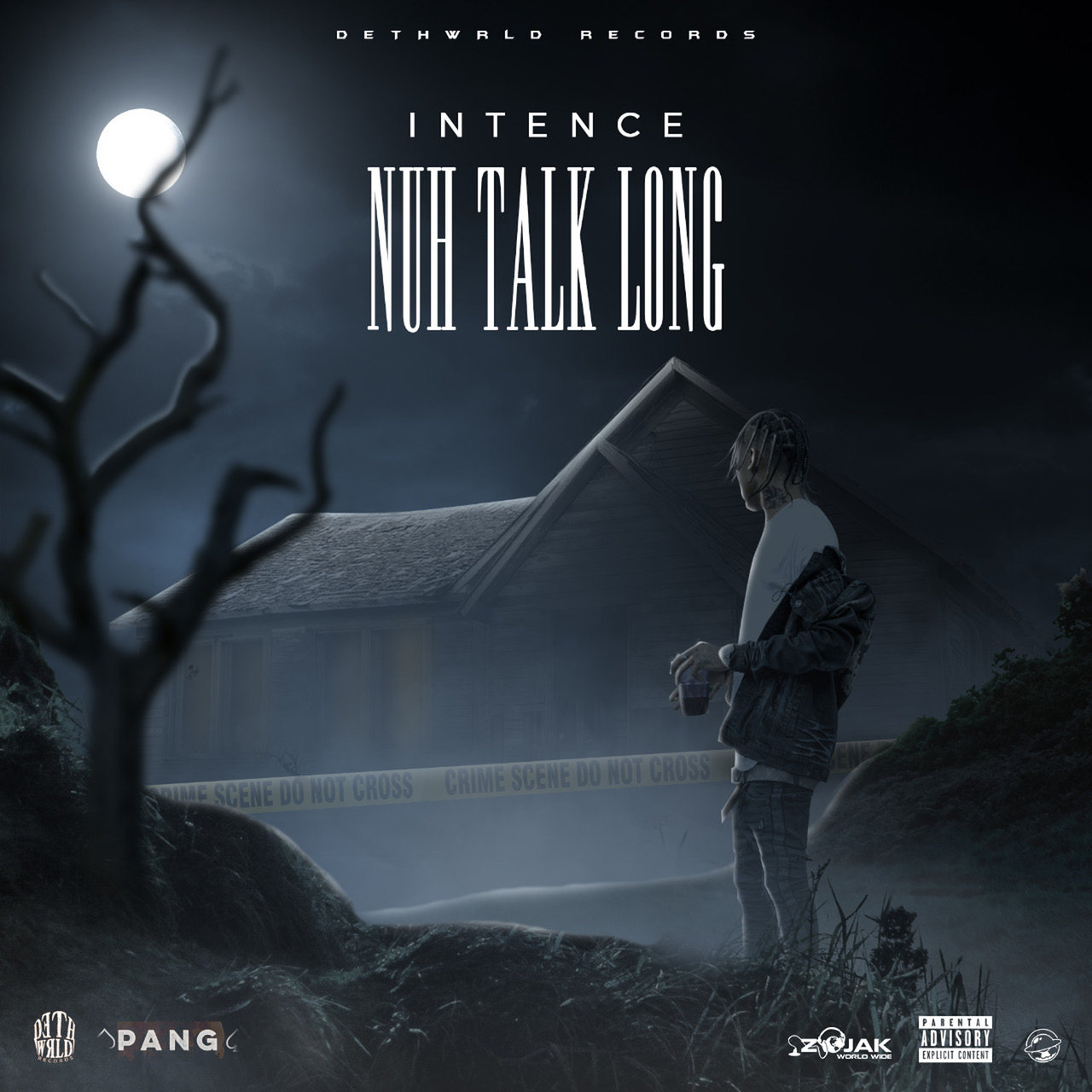 Intence - Nuh Talk Long (Cover)
