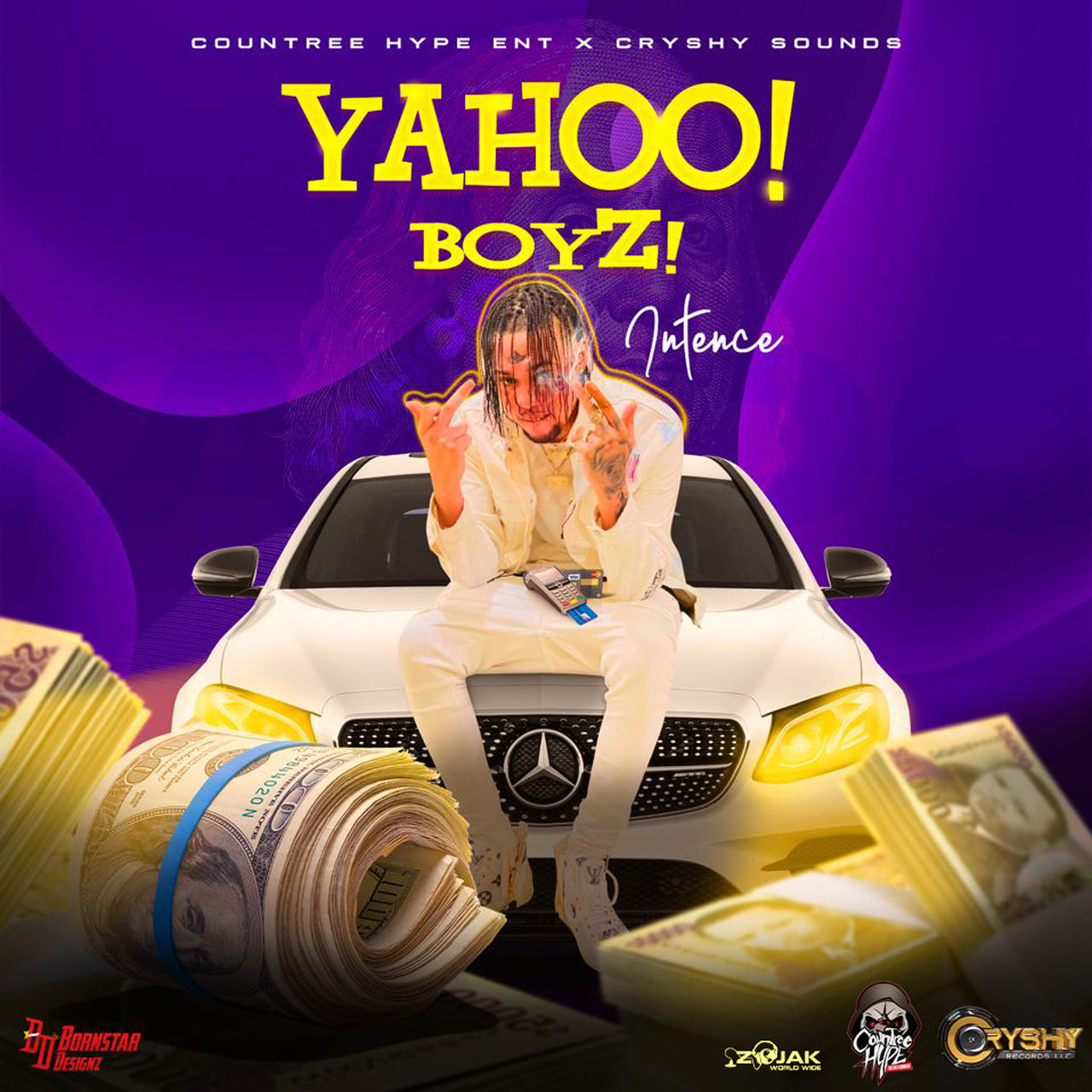 Intence - Yahoo Boyz (Cover)
