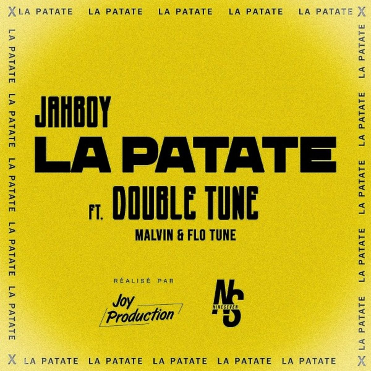 Jahboy - La Patate (ft. Double Tune) (Cover)