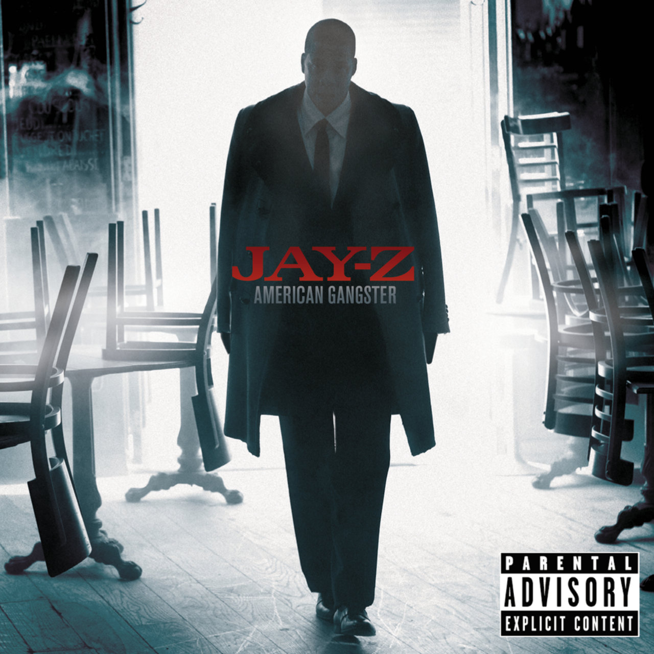 Jay-Z - American Gangster (Cover)