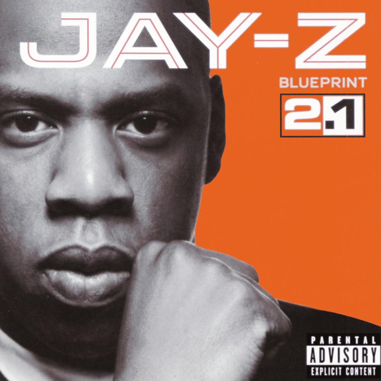 Jay-Z - Blueprint 2.1 (Cover)