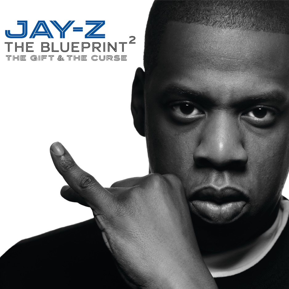 Jay-Z - The Blueprint 2: The Gift And The Curse (Cover)