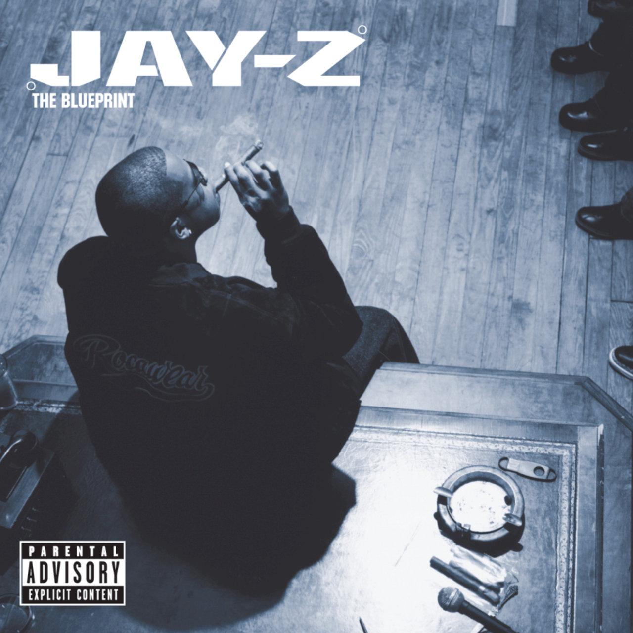 Jay-Z - The Blueprint (Cover)