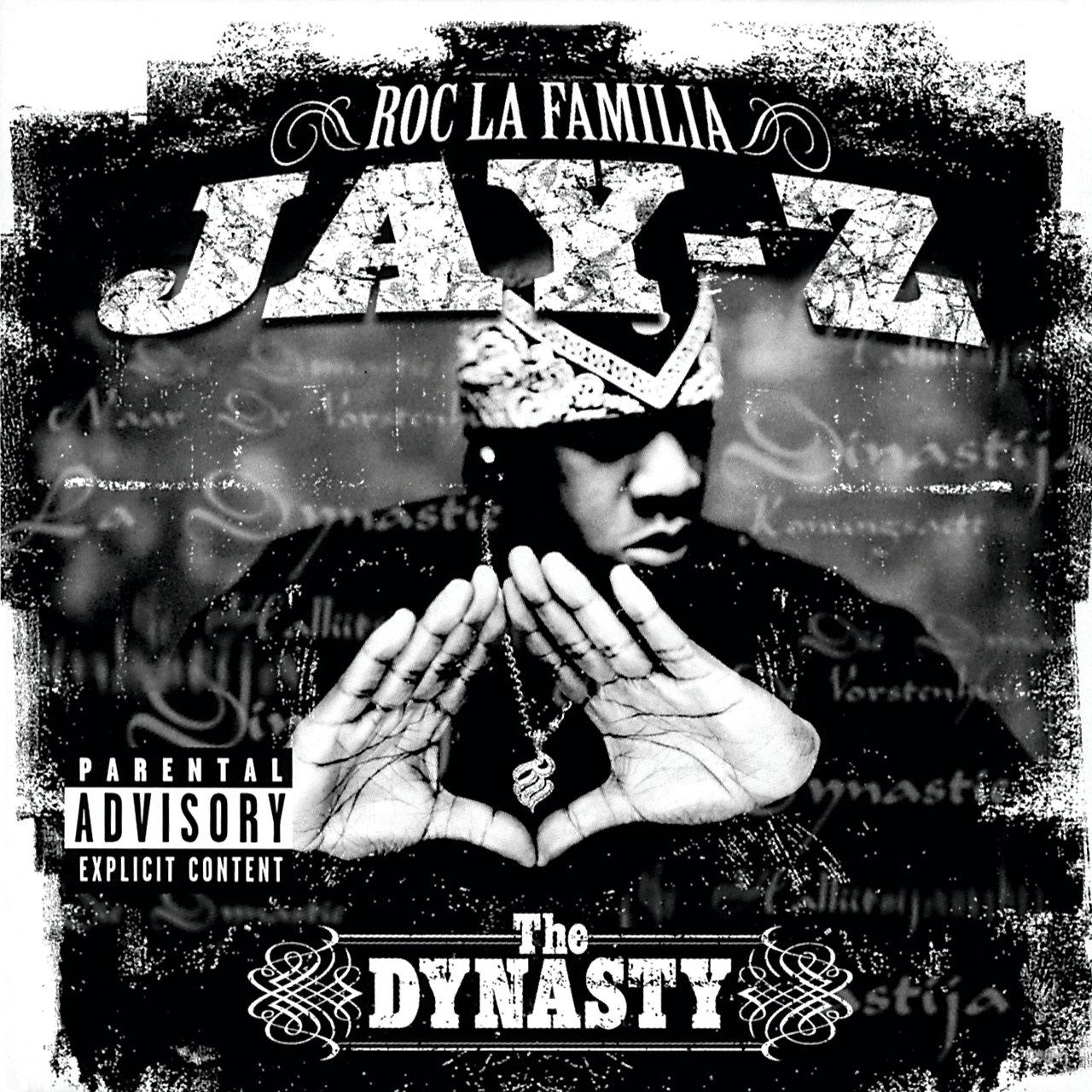 Jay-Z - The Dynasty: Roc La Familia (Cover)