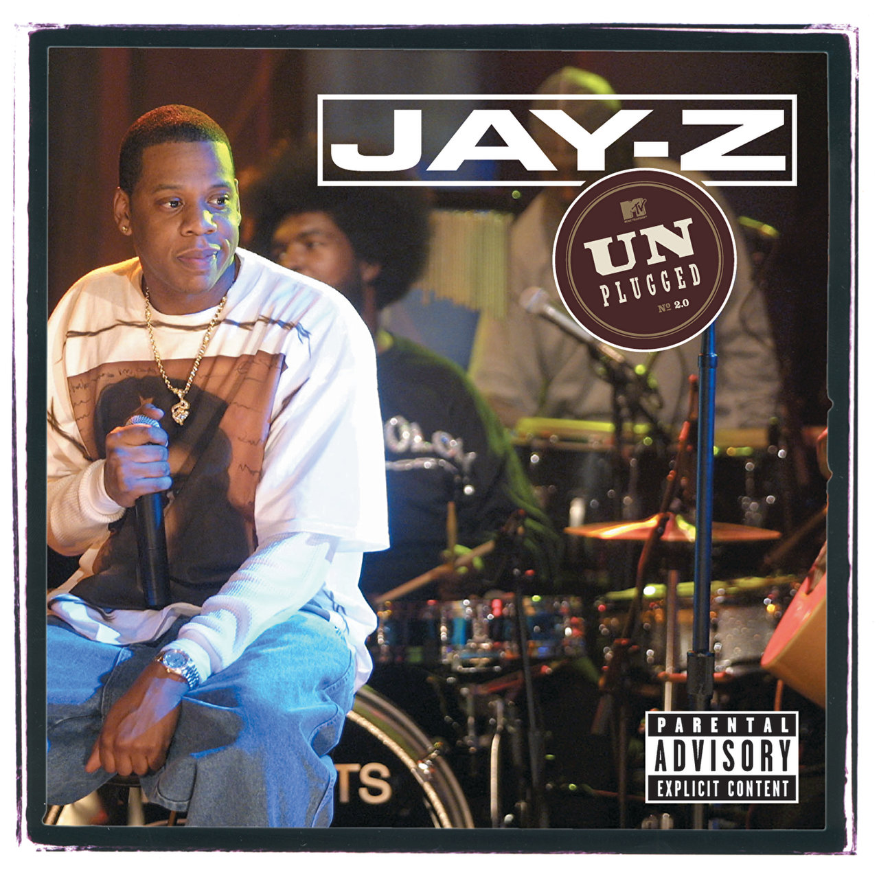 Jay-Z - Unplugged (Cover)