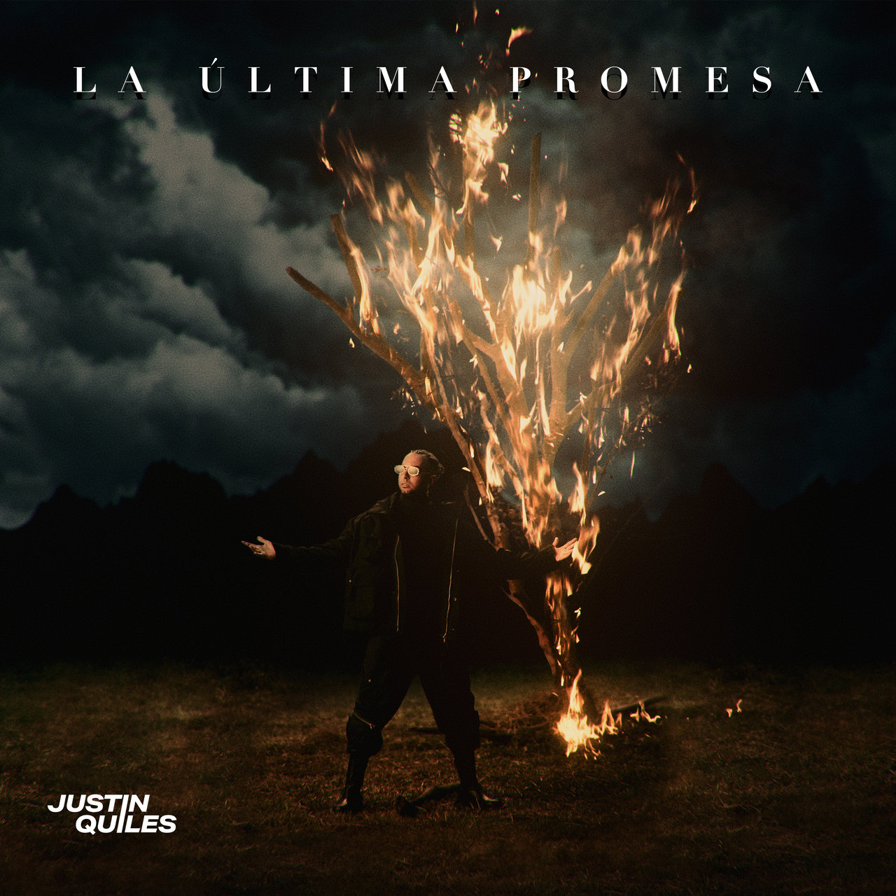 Justin Quiles - La Última Promesa (Cover)
