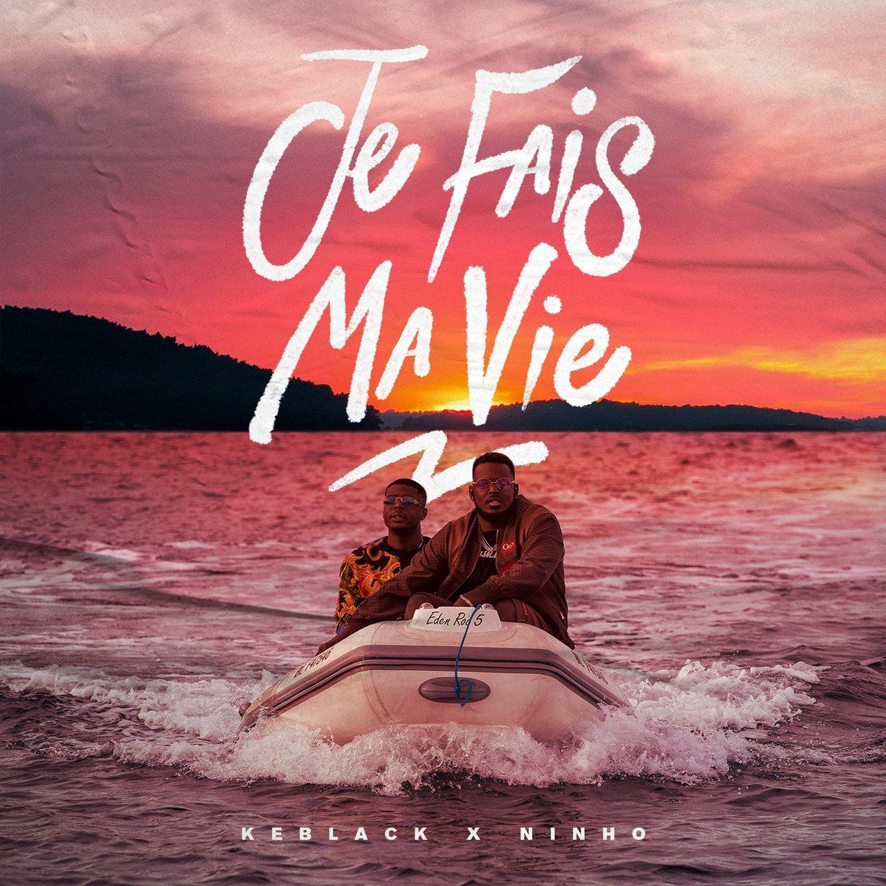 KeBlack - Je Fais Ma Vie (ft. Ninho) (Cover)