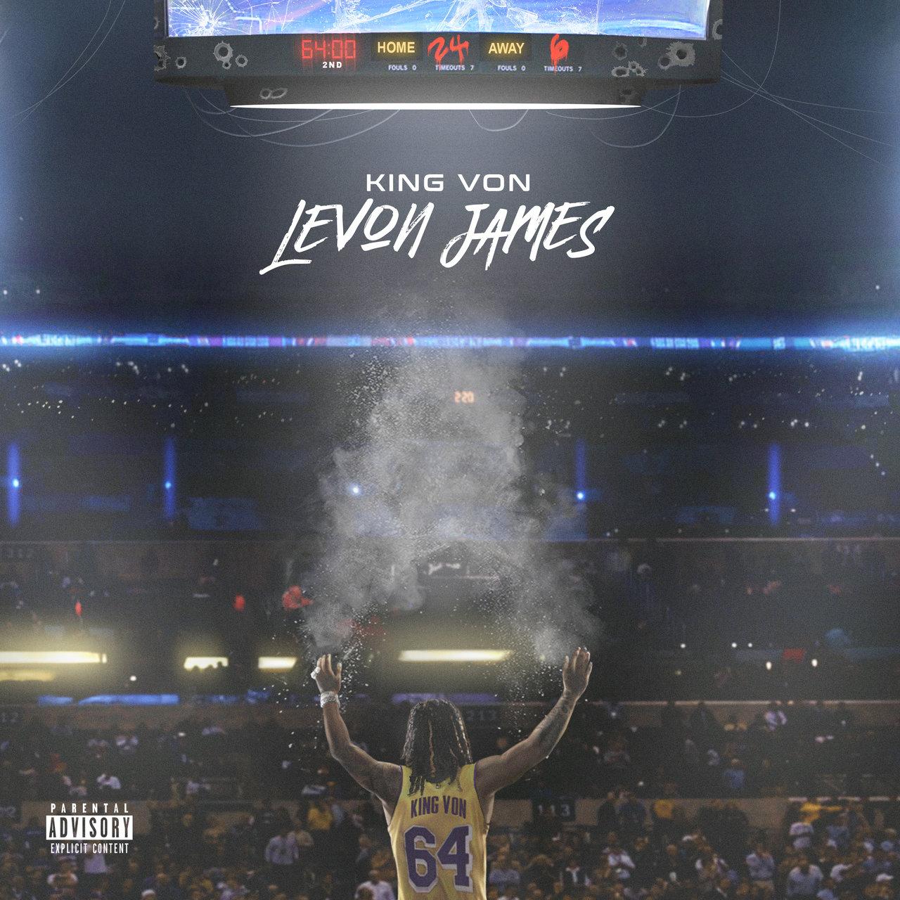 King Von - Levon James (Cover)
