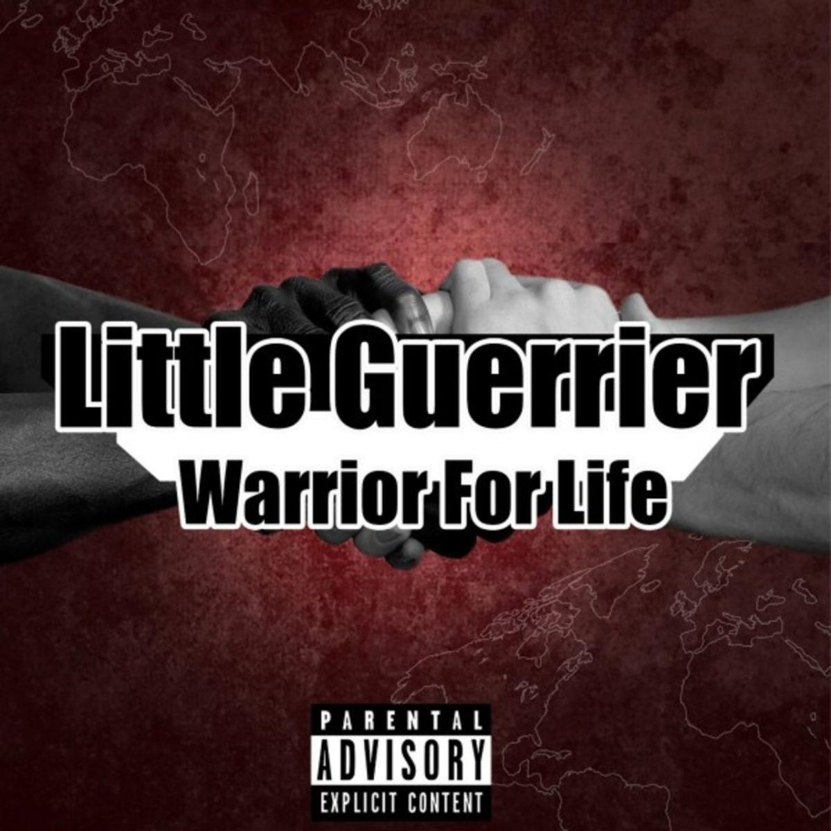 Little Guerrier - Warrior For Life (Cover)