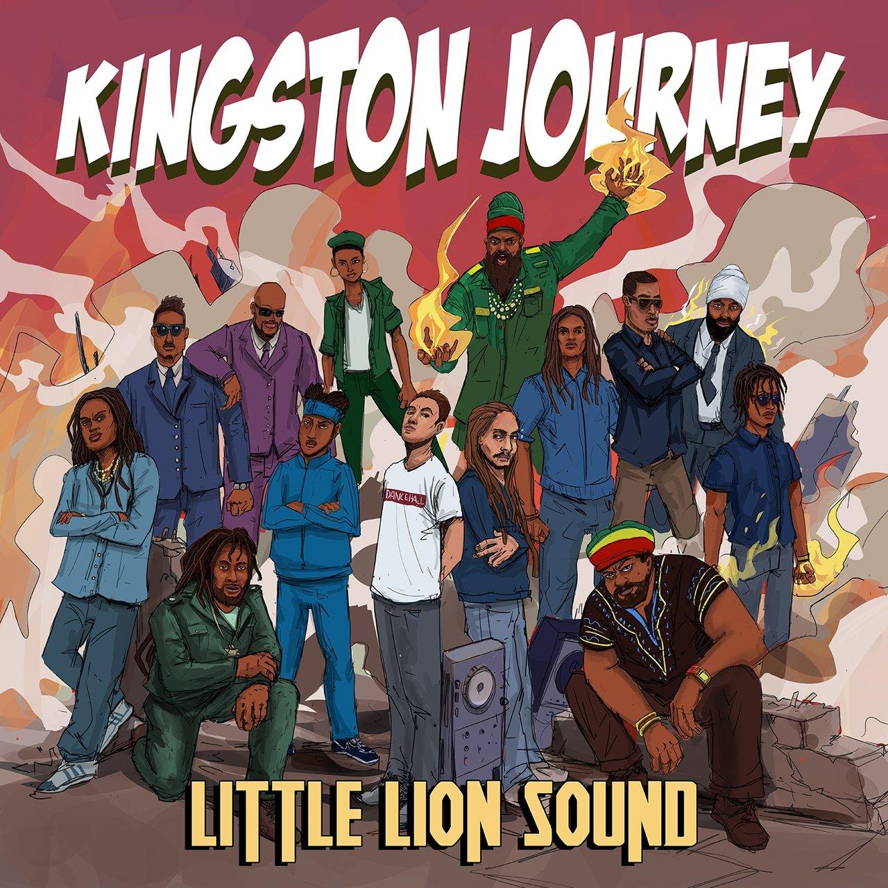 Little Lion Sound - Kingston Journey (Cover)