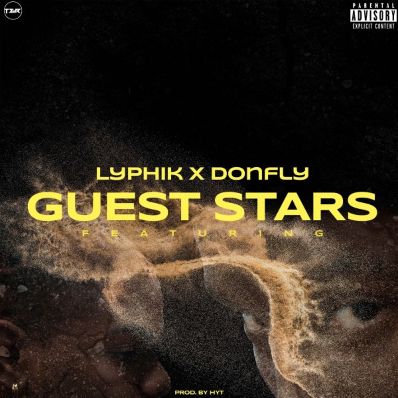 Lyphik and Donfly - Guest Stars (Cover)