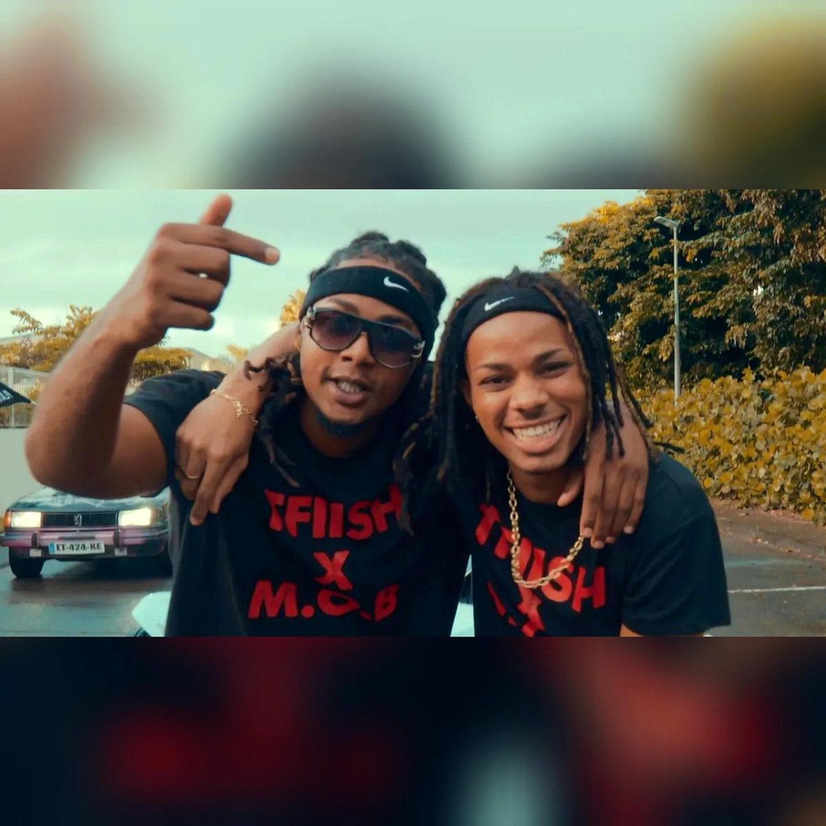 M.O.B and DJ Tfiish - La Choré Des Shattas (Cover)