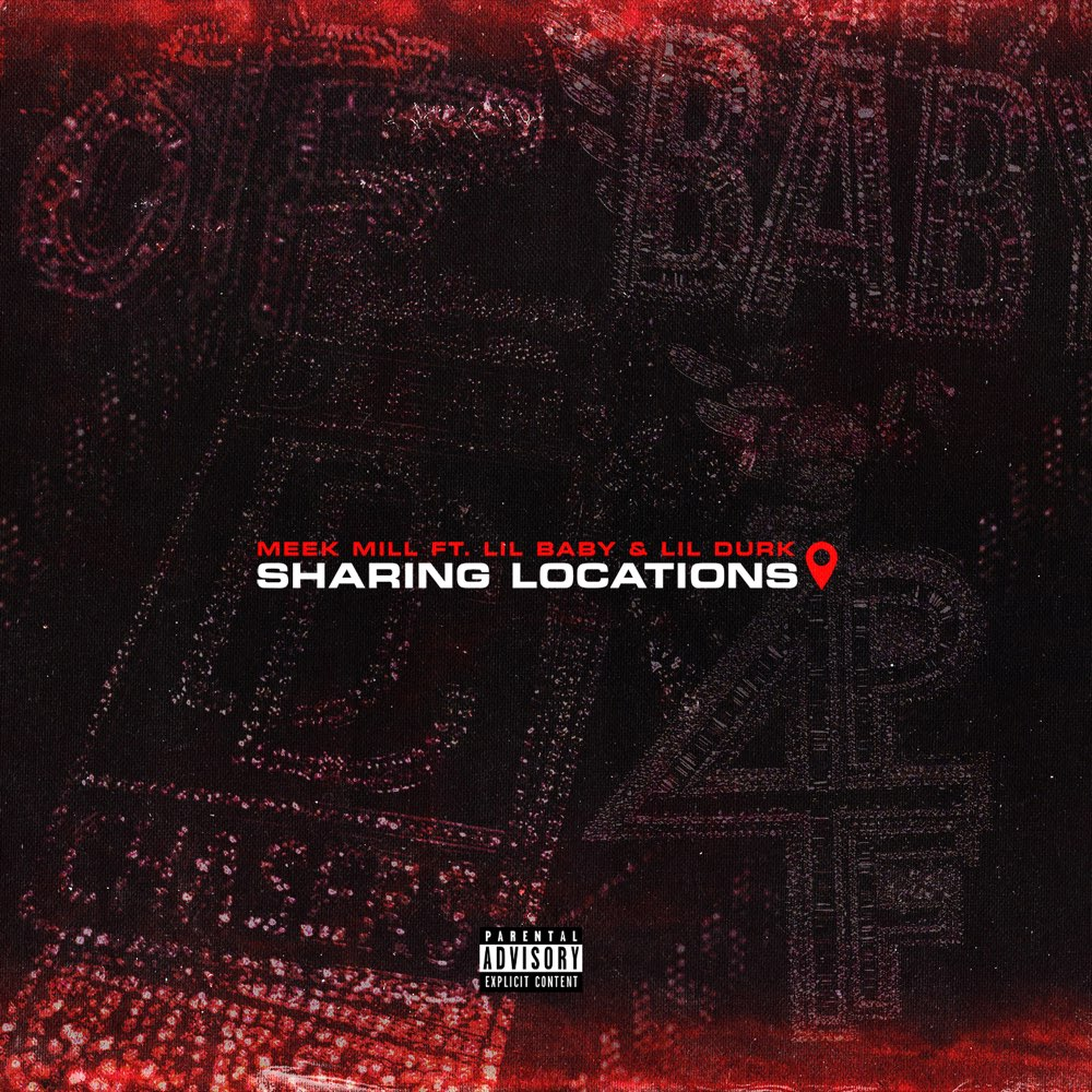 Meek Mill - Sharing Locations (ft. Lil Baby and Lil Durk) (Cover)