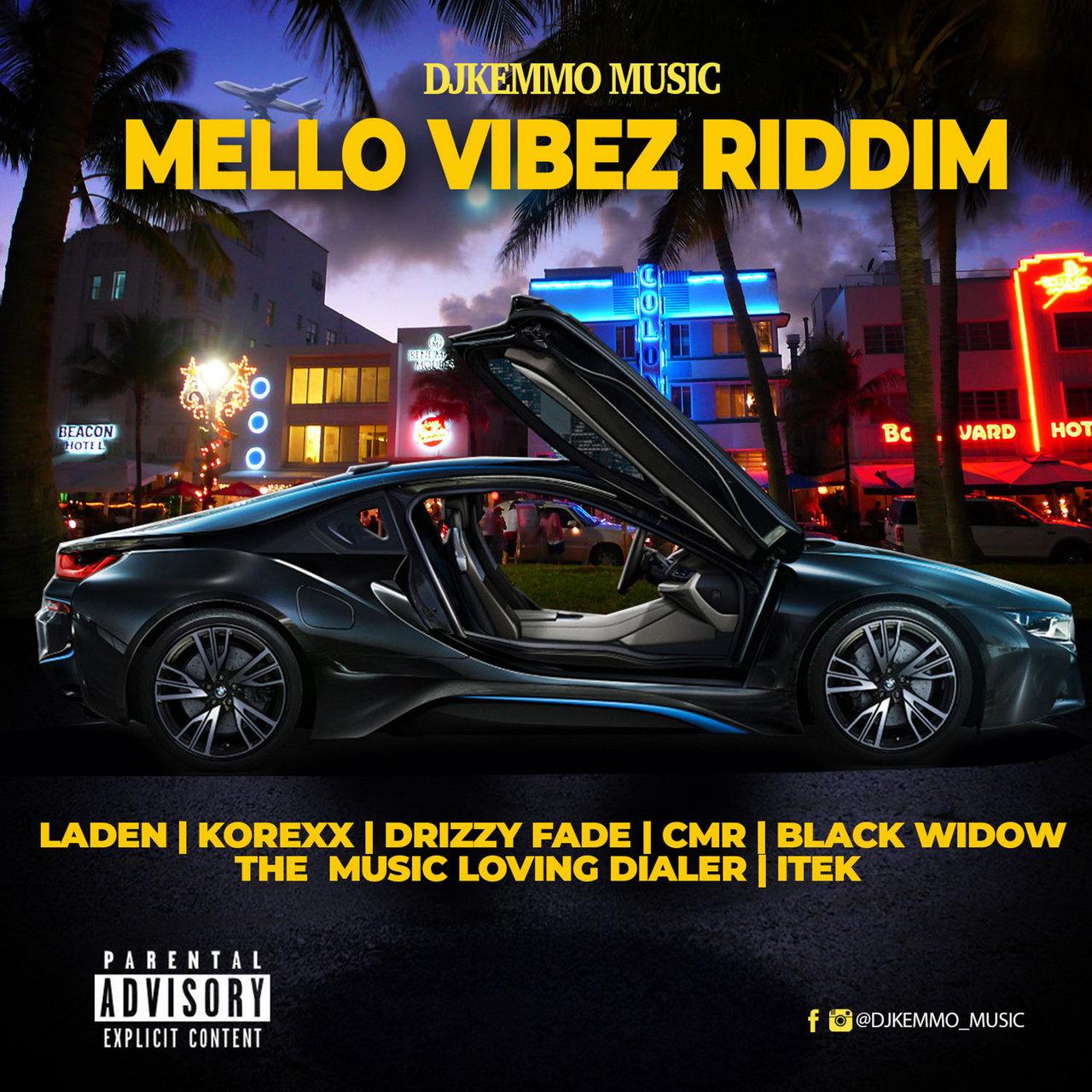 Mello Vibez Riddim (Cover)