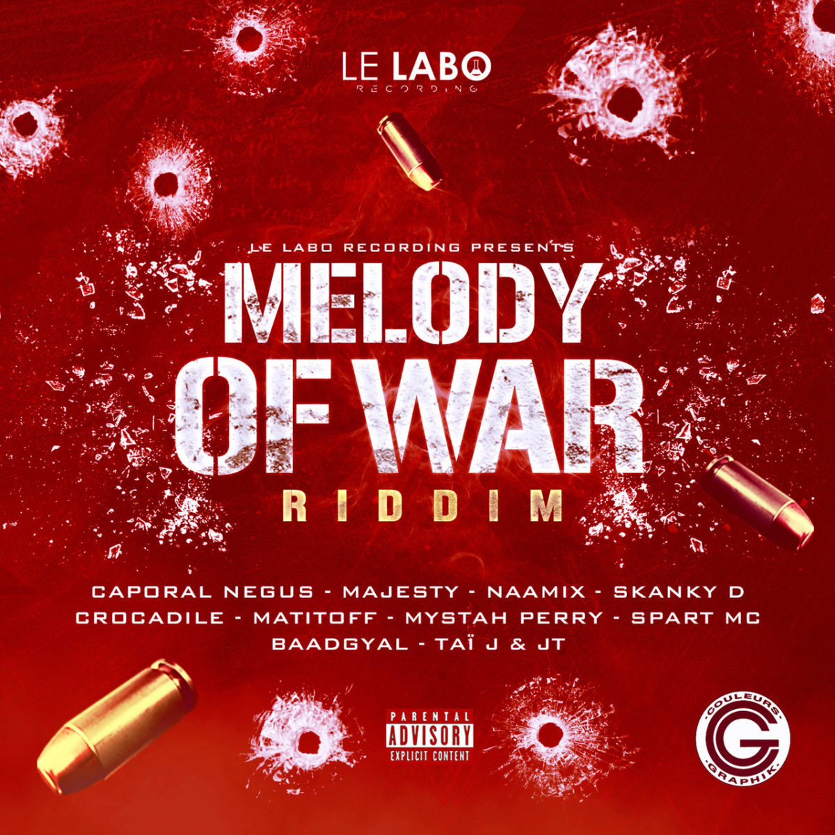 Melody Of War Riddim (Cover)