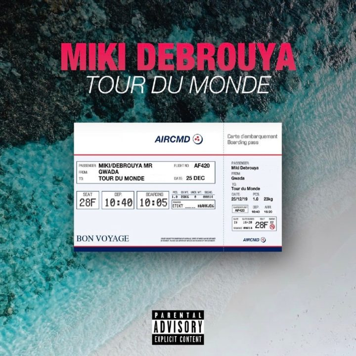 Miki Débrouya - Tour Du Monde (Cover)