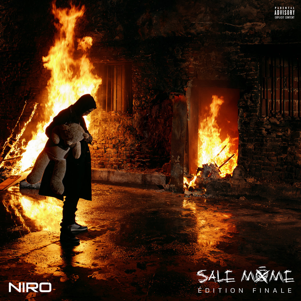 Niro - Sale Môme (Edition Finale) (Cover)