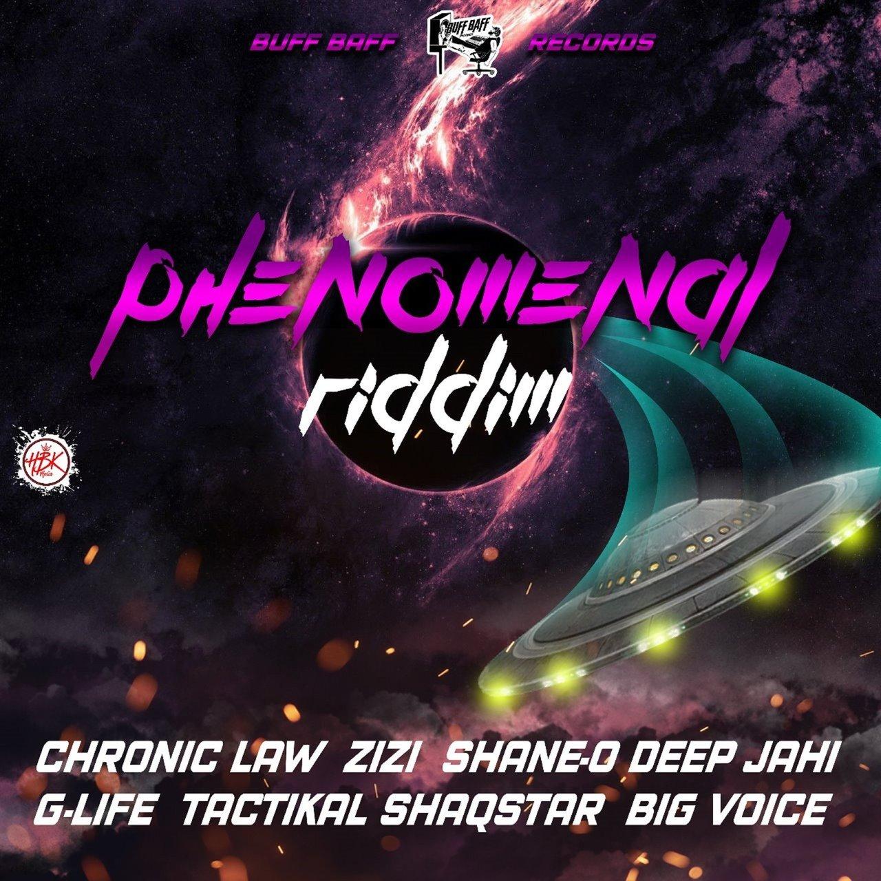 Phenomenal Riddim (Cover)