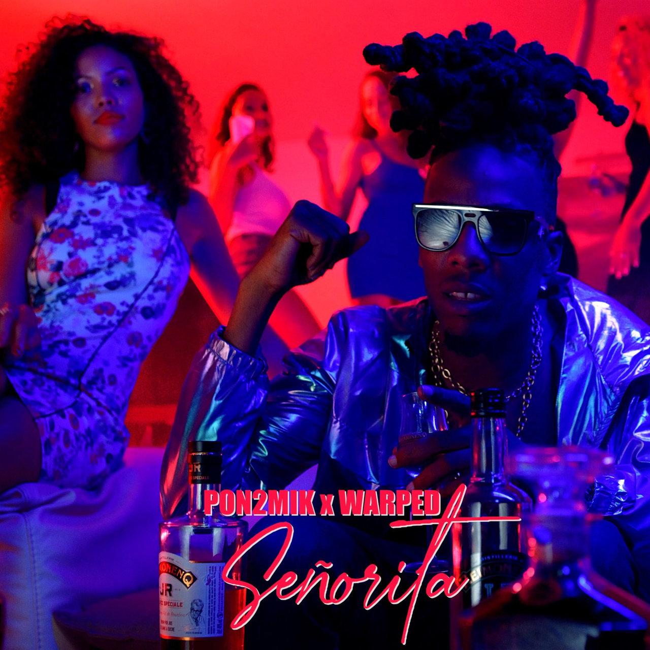 Pon2mik - Señorita (ft. Warped) (Cover)