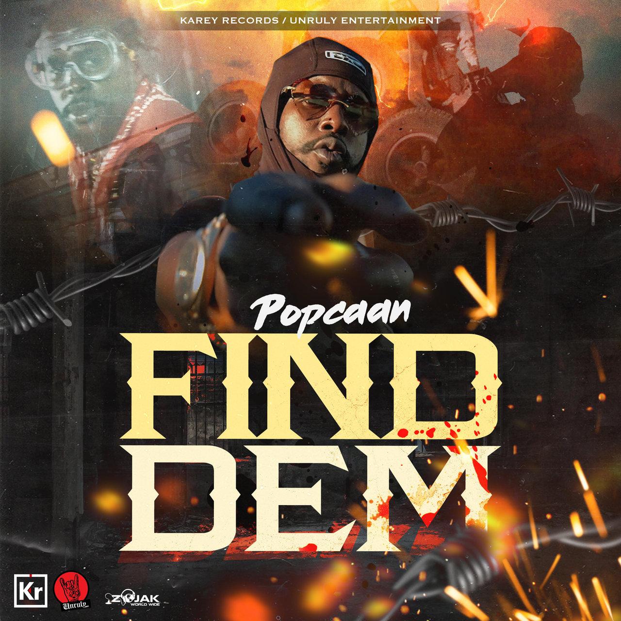 Popcaan - Find Dem (Cover)