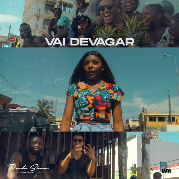 Preto Show - Vai Devagar (ft. Anselmo Ralph) (Cover)