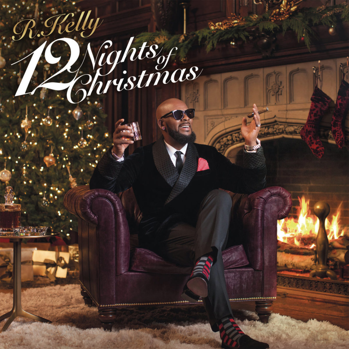 R. Kelly - 12 Nights Of Christmas (Cover)