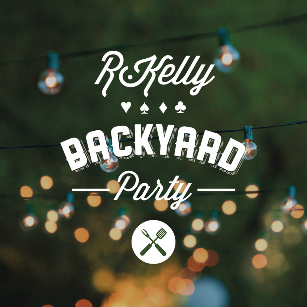 R. Kelly - Backyard Party (Cover)