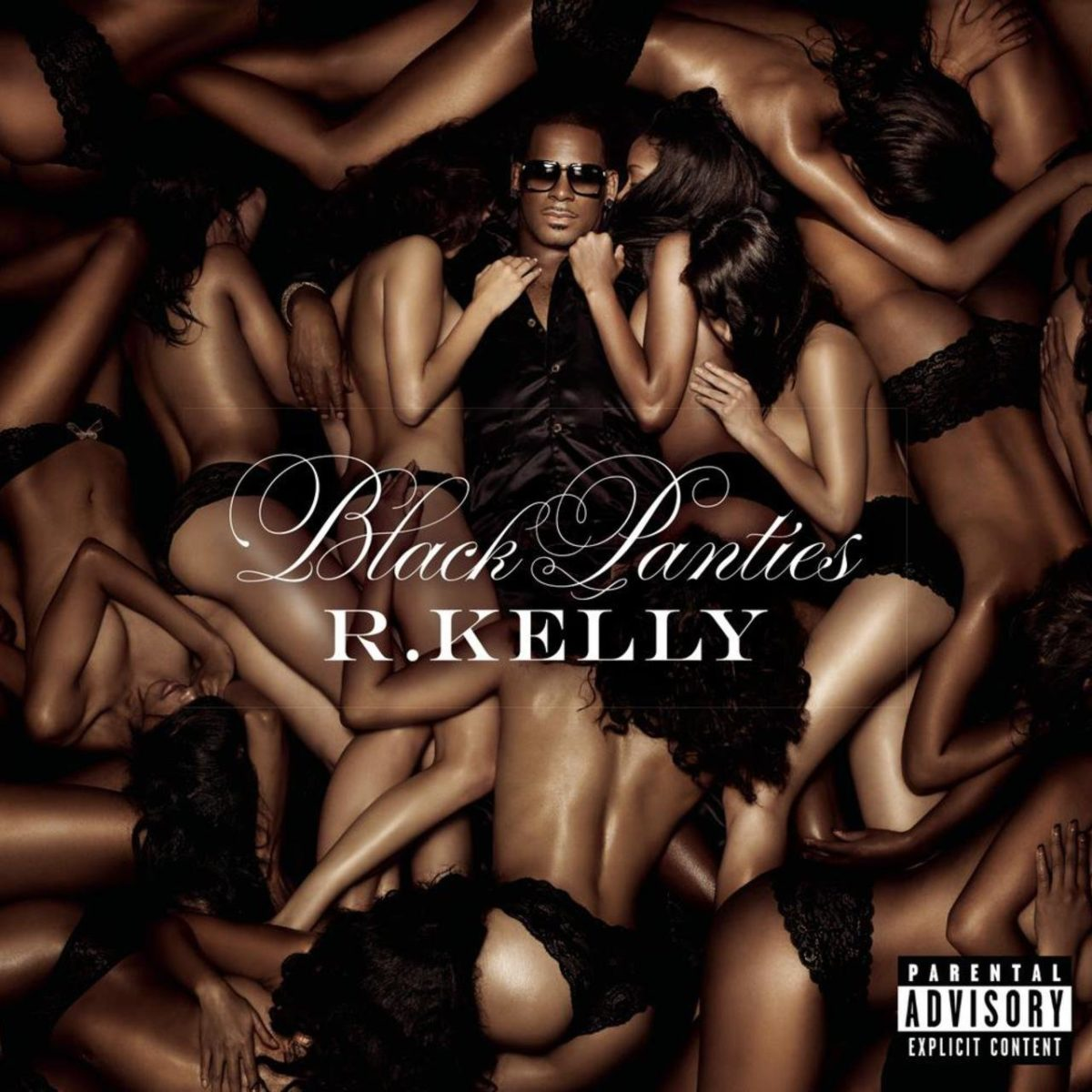R. Kelly - Black Panties (Deluxe Edition Cover)