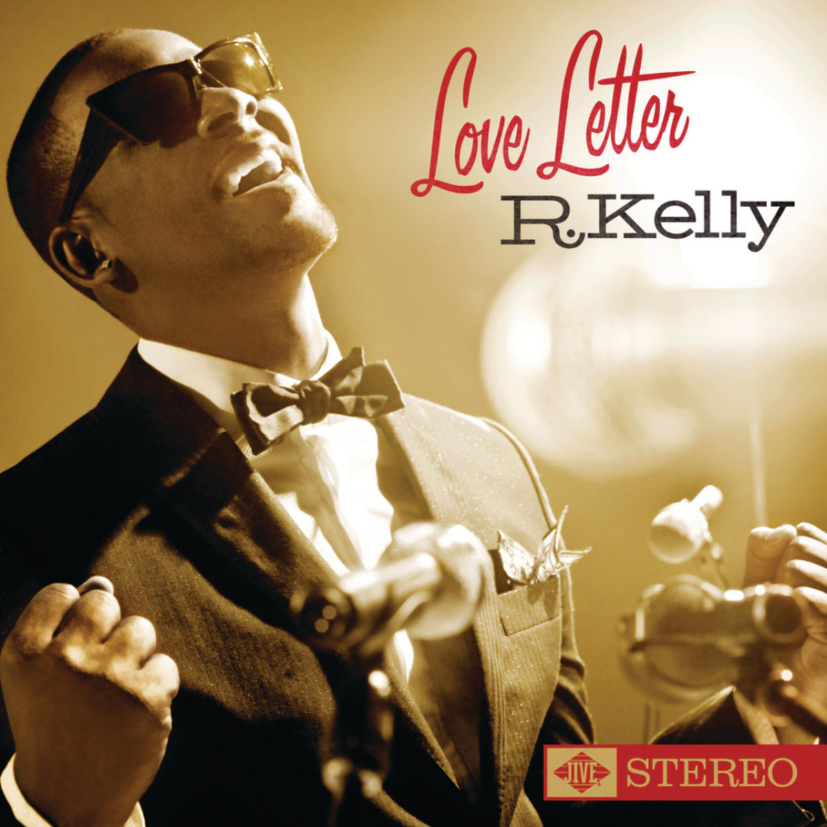 R. Kelly - Love Letter (Cover)