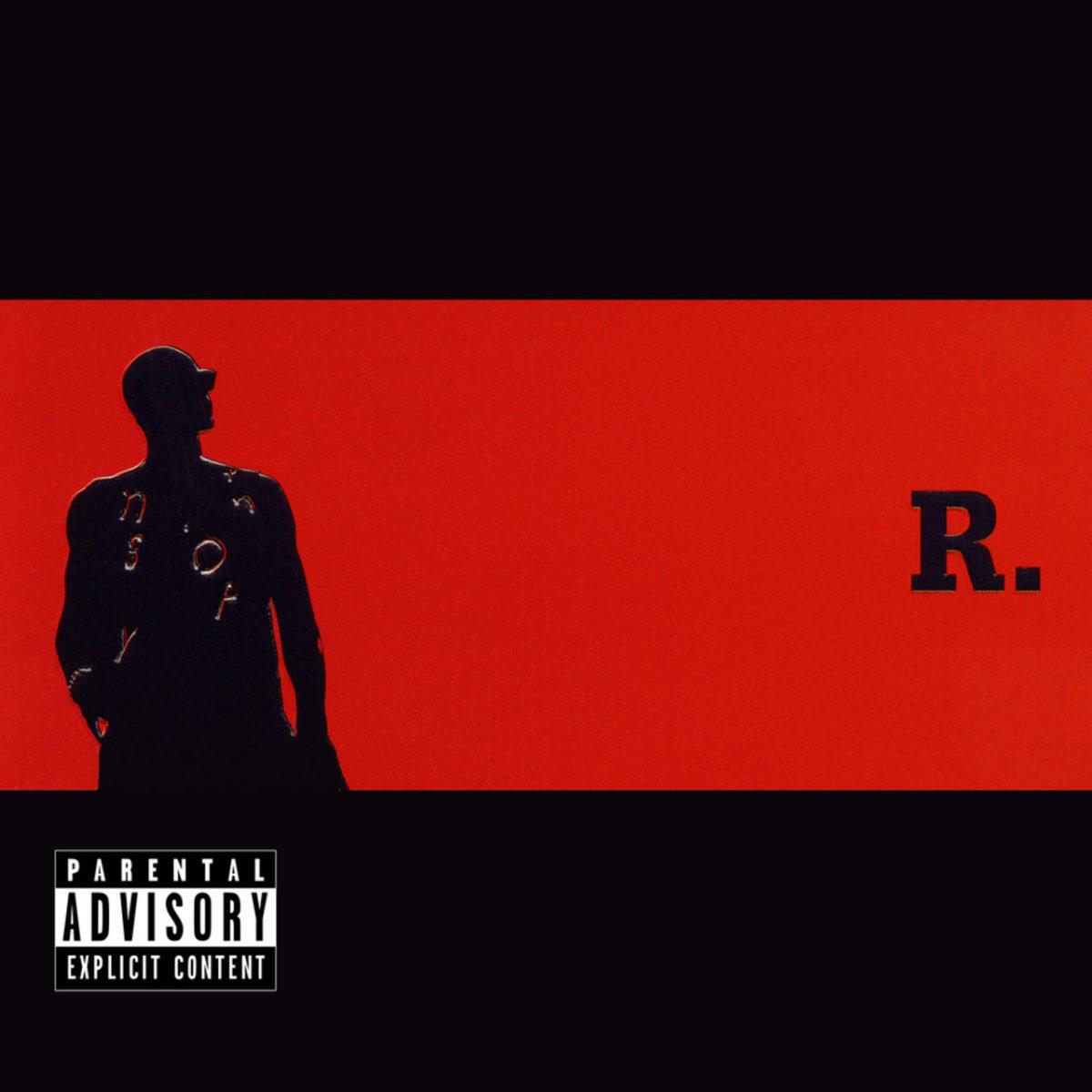 R. Kelly - R. (Cover)
