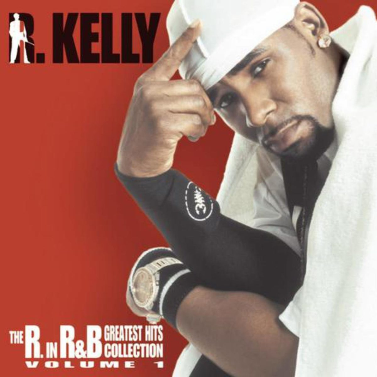 R. Kelly - The R. In R and B Collection Volume 1 (Cover)