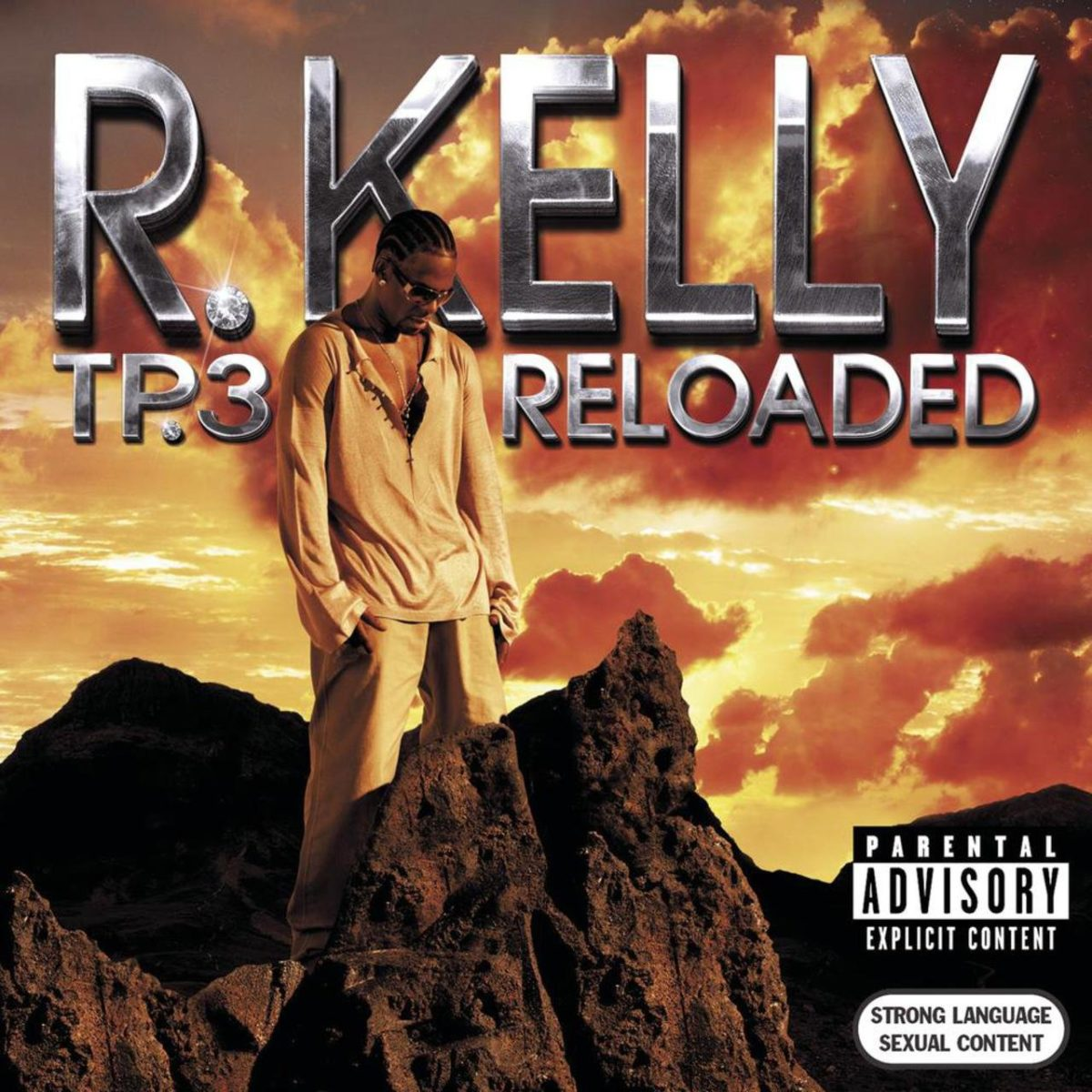 R. Kelly - TP.3 Reloaded (Cover)