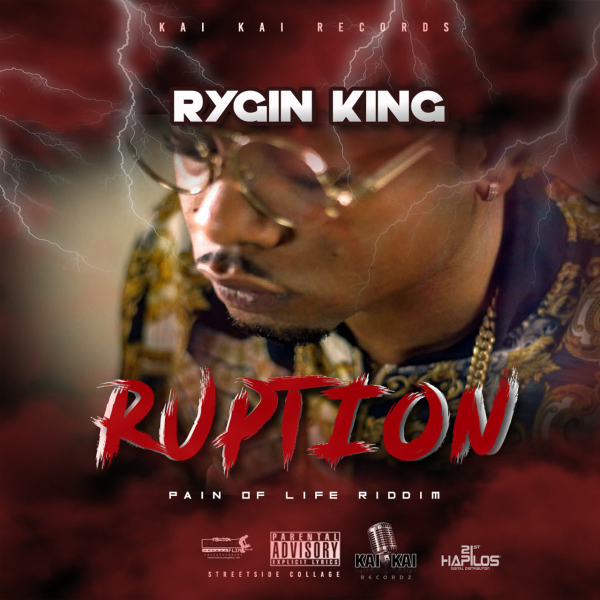 Rygin King - Ruption (Cover)